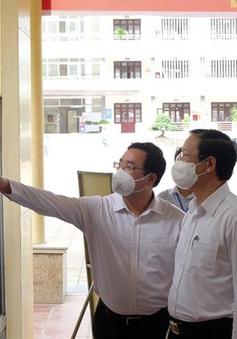 Bắc Ninh quyết tâm tổ chức kỳ thi tốt nghiệp THPT 'vượt khó'