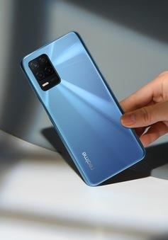 Realme 8 5G ra mắt