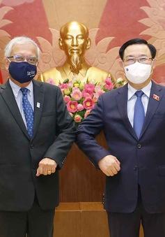 Chủ tịch Quốc hội cảm ơn Liên Hợp Quốc hỗ trợ Việt Nam vaccine COVID-19