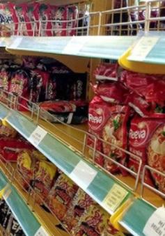 Việt Nam đứng thứ 3 thế giới về tiêu thụ mì ăn liền
