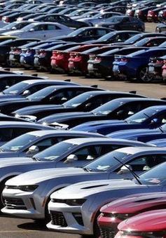 Bất chấp COVID-19, nhập khẩu ô tô về Việt Nam vẫn tăng hơn gấp đôi