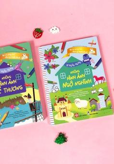 Những cuốn sách giúp trẻ phát triển tư duy sáng tạo tại nhà