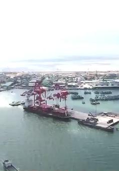 Hơn 400 tỷ đồng cải tạo, nâng cấp luồng hàng hải vào cảng Quy Nhơn