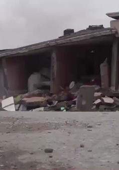 Số thương vong ở Haiti lên gần 12 ngàn người