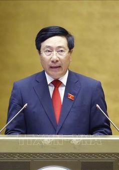 Phó Thủ tướng Phạm Bình Minh làm Chủ tịch Hội đồng tư vấn đặc xá năm 2021