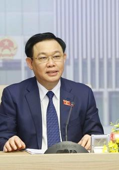 Chủ tịch Quốc hội Vương Đình Huệ dự Đại hội đồng AIPA lần thứ 42