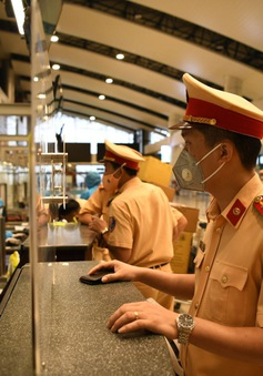 Các lực lượng xuất quân đi TP Hồ Chí Minh hỗ trợ chống dịch