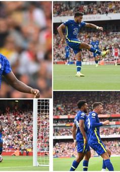 Kết quả Arsenal 0-2 Chelsea: Lukaku lập công, The Blues thắng thuyết phục trận derby London