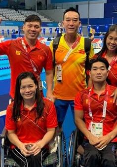 Paralympic: Bích Như và Thanh Tùng khởi đầu không như ý
