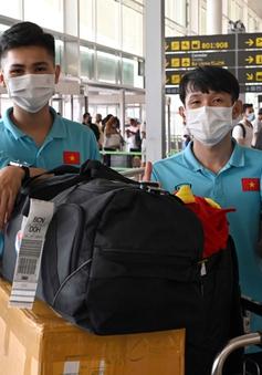 Đội tuyển Futsal Việt Nam đã có mặt tại Tây Ban Nha