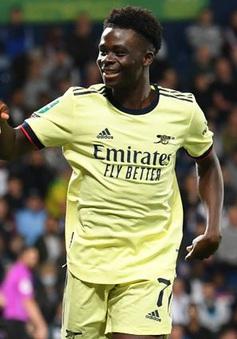 """Arsenal đón tin vui về lực lượng trước trận """"đại chiến"""" với Man City"""
