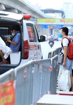 Kích hoạt khu cách ly tập trung 500 người tại quận Thanh Xuân