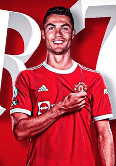 Rộ tin Ronaldo được khoác áo số 7 của Man Utd ngay mùa giải này