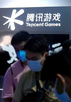 """Tencent bị """"thổi bay"""" hơn 60 tỷ USD vì truyền thông Trung Quốc gọi trò chơi trực tuyến là """"thuốc phiện"""""""