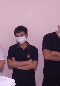 Đà Nẵng: Bắt nhóm thanh niên tụ tập sử dụng ma túy giữa mùa dịch