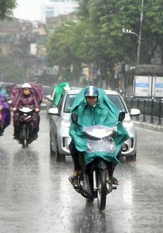 Bắc Bộ sắp đón đợt mưa dông sau nhiều ngày nắng nóng gay gắt