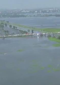 Cảnh báo bão Côn Sơn gây lũ quét ở 4 nước Đông Nam Á