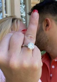 Britney Spears đã đính hôn!