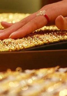 Giá vàng đang tiến sát mốc 1.800 USD/ounce
