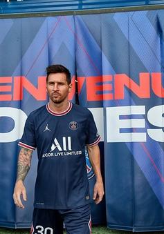Paris Saint Germain phủ nhận tin đồn về mức đãi ngộ của Lionel Messi