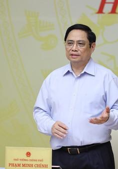 Thủ tướng: Cần tìm giải pháp vừa chống dịch, vừa phát triển kinh tế