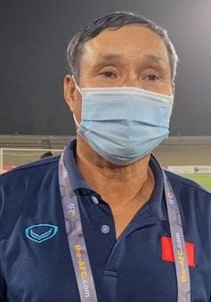 HLV Mai Đức Chung: Việt Nam sẽ gặp những đối thủ tốt hơn nhiều tại Vòng chung kết