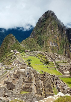 """Tàn tích cổ Machu Picchu lần đầu tiên cho phép du khách """"tham quan thực tế ảo"""""""