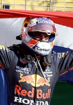 Max Verstappen vô địch GP Hà Lan