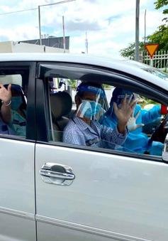 31 bệnh nhân COVID-19 nặng được xuất viện