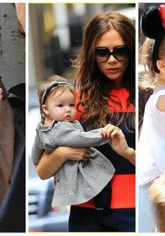 Công chúa nhà Vic – Beck được bình chọn ăn mặc đẹp nhất năm