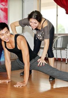 Siêu mẫu Hữu Long quyết tâm thành công tại Bước nhảy hoàn vũ 2014