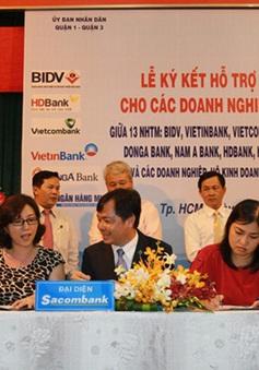 """Sacombank """"hào phóng"""" chi 100 tỷ hỗ trợ các doanh nghiệp"""