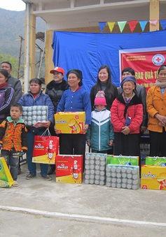 Bia Đại Việt mang hơi ấm tình người lên vùng cao