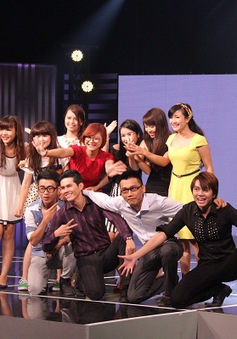 Chung kết Cầu vồng diễn viên 2013 (21h, 28/12, VTV6)