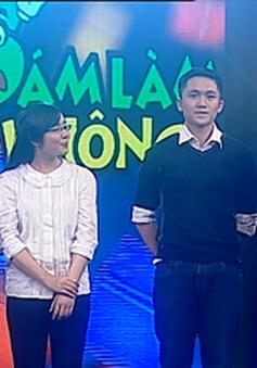 Dám làm không: Dùng đầu đóng đinh cùng kỉ lục gia Kim Tuấn (21h40, VTV6)
