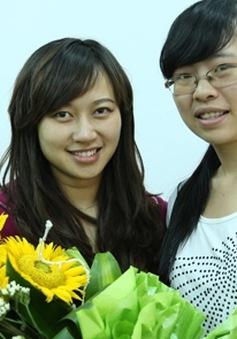 Trò chuyện trực tuyến với họa mi Khánh Linh