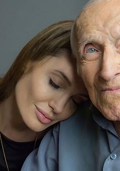 Angelina Jolie làm phim về người hùng Louis Zamperini