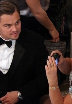 """Trước Quả cầu vàng, Leonardo DiCaprio nói về cảnh """"nóng"""""""