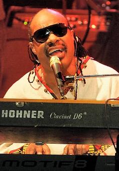 Stevie Wonder tham gia Mama Awards 2013