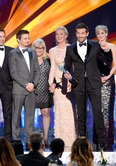 American Hustle chiến thắng SAG Awards 2014