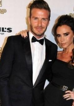 Victoria Beckham cảm thấy may mắn vì bị stress