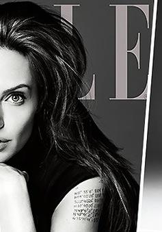 Angelina Jolie nói về những năm tháng hoang dại