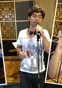 Đột nhập studio BHV tháng 6 trước giờ G
