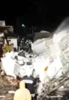 Tai nạn máy bay tại Đài Loan, hơn 50 người chết