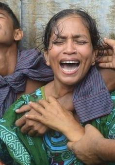 Chìm phà tại Bangladesh, 2 thi thể đã được tìm thấy