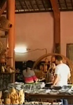 Khai mạc ngày giỗ tổ nghề mộc Kim Bồng