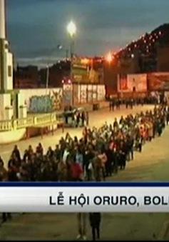 Lễ hội Oruro, Bolivia thu hút hàng trăm nghệ sĩ