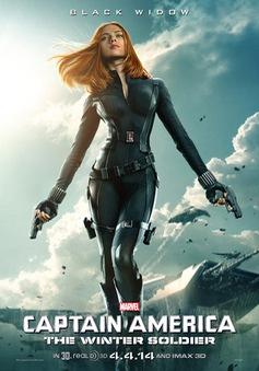 """""""Captain America"""" phần 2 ra mắt hình ảnh ấn tượng"""