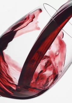Thị lực tốt nhờ uống rượu vang đỏ