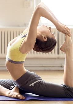 Tập yoga giảm mệt mỏi